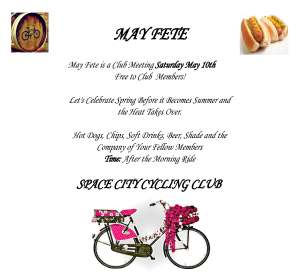 2014 May Fete